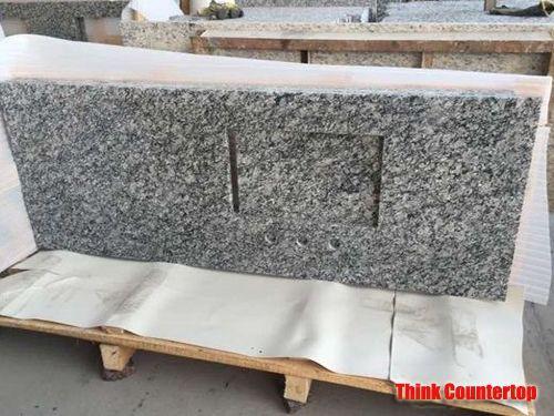 Surf White Granite Countertop