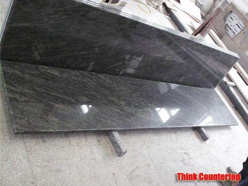 Prefab Forest Green Granite Countertops