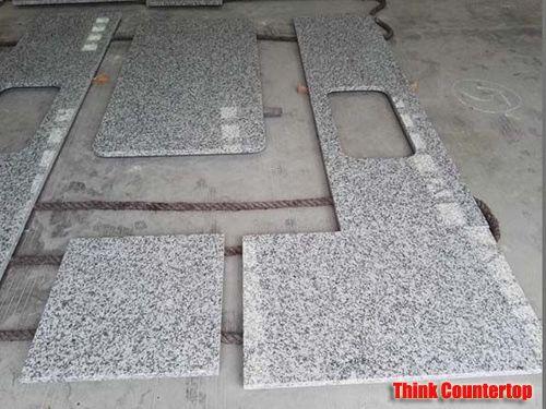 White G439 Granite Countertop