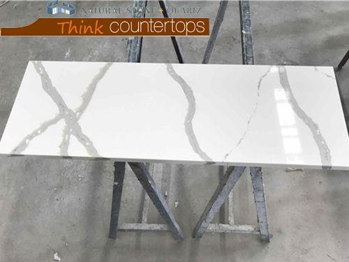 Calacatta Extra Quartz Stone Worktops